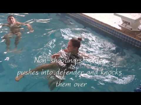 Warriors Training Tips No 5 - Center-Forward work with Ruby Versveld