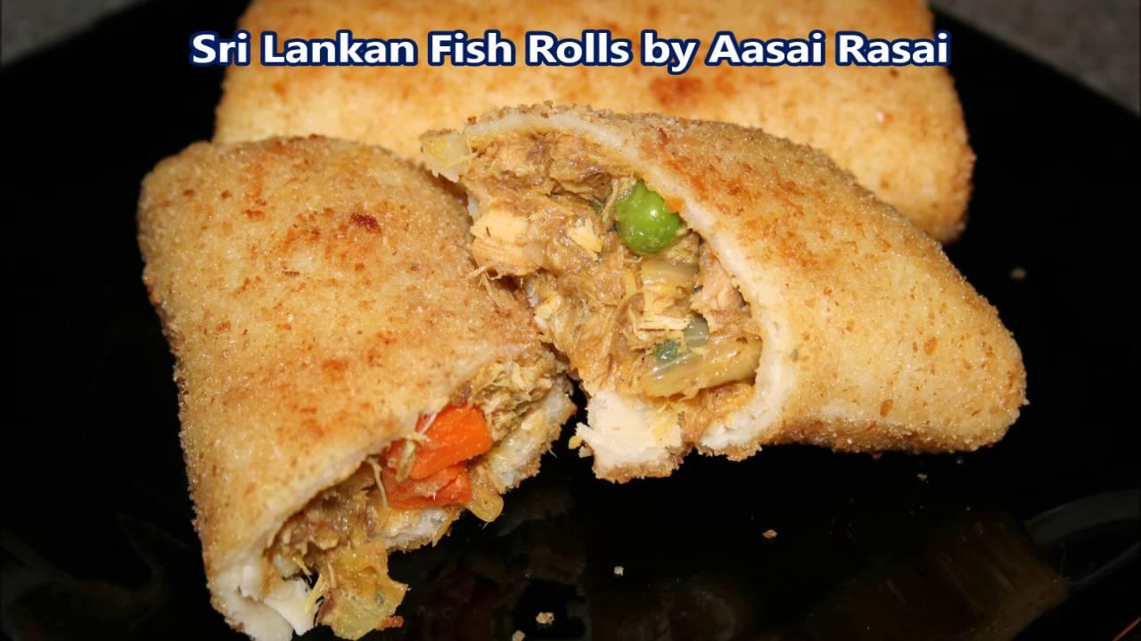 Sri Lanka Cake Recipes In Sinhala Language: SRI LANKAN FISH ROLLS (FISH PANCAKE ROLLS)