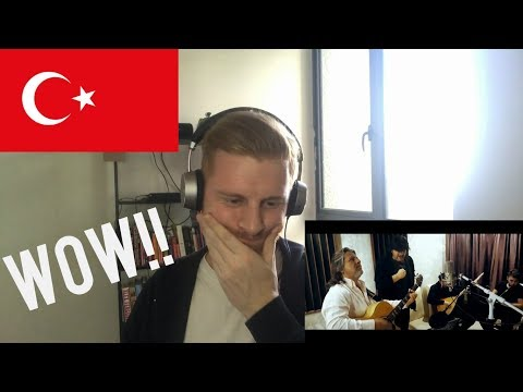 (WOW!!) Ahmet Şafak - Beklemesinler - (Official Video) // TURKISH MUSIC REACTION