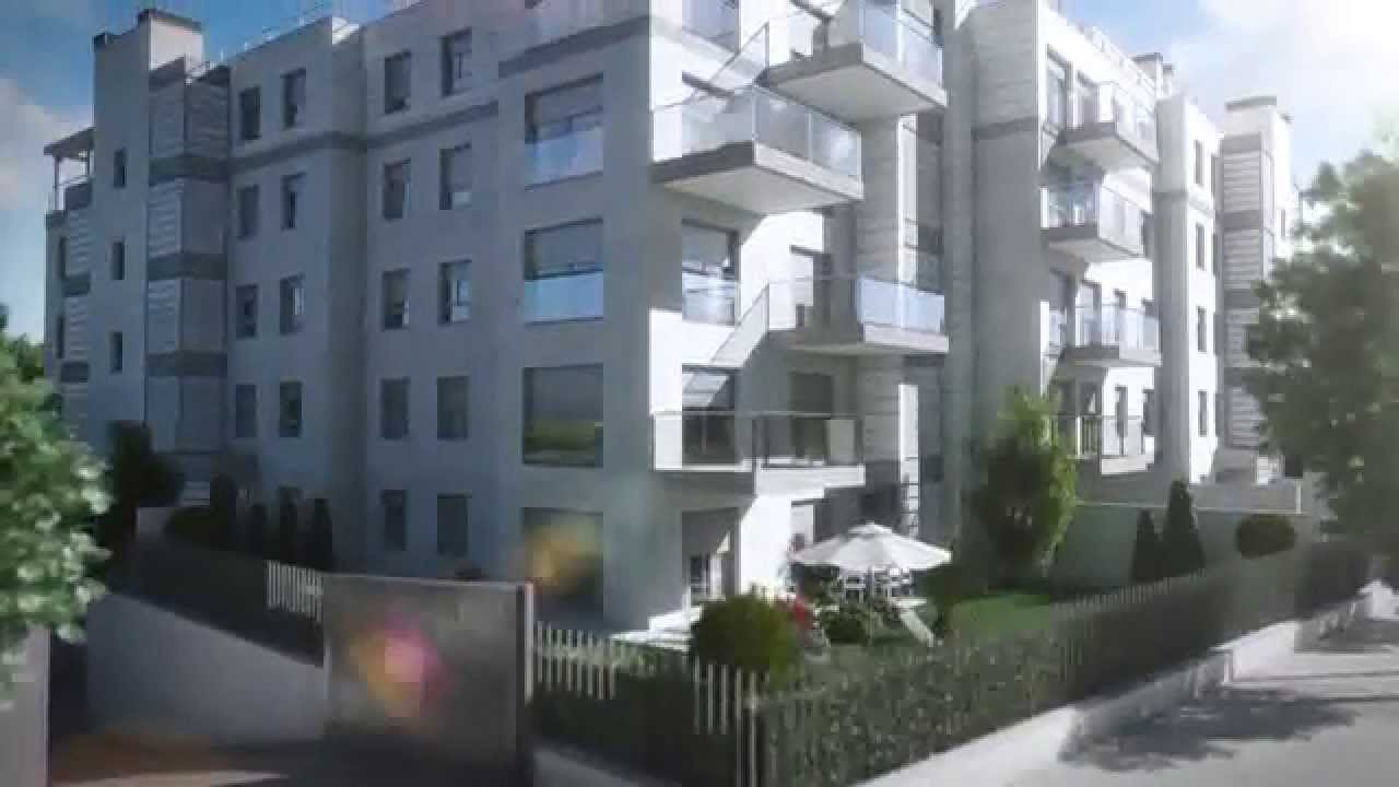 Piso piloto virtual residencial pryconsa vega de la for Jardin de la vega alcobendas