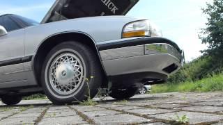 1991 Buick Park Avenue horns - exterior view