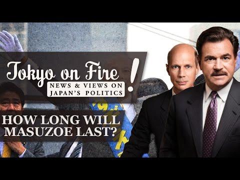 How Long Will Masuzoe Last?   Tokyo on Fire