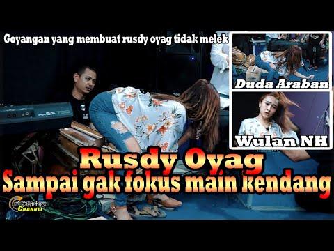 Rusdy Oyag Sampai Gak Merem Dan Hampir Gak Fokus Bermain Kendang