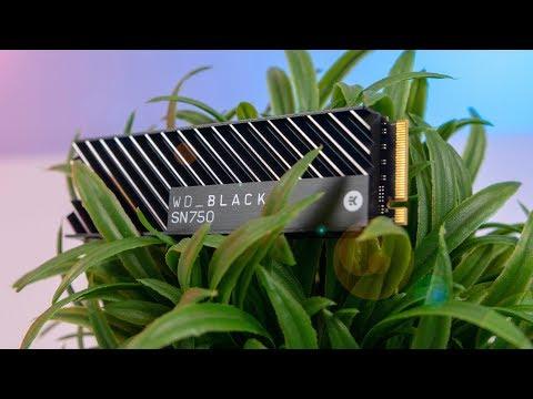 WD Black SN750 NVMe SSD Review