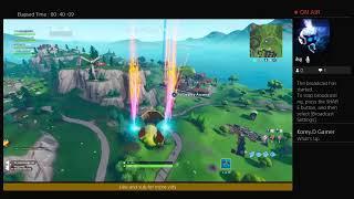 *NEW*MONSTER POLAR PEAK EVENT, Proximity grenade launcher  (Fortnite Battle Royal)