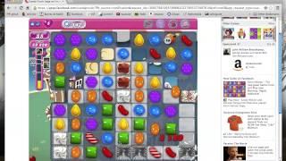 Candy Crush Saga level 147 tutorial