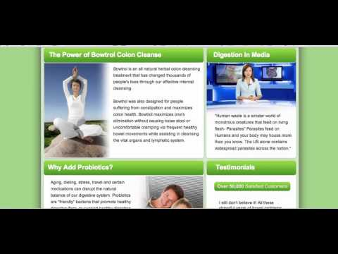 Bowtrol Colon Cleanse Does the Bowtrol Colon Cleanse Really Work??