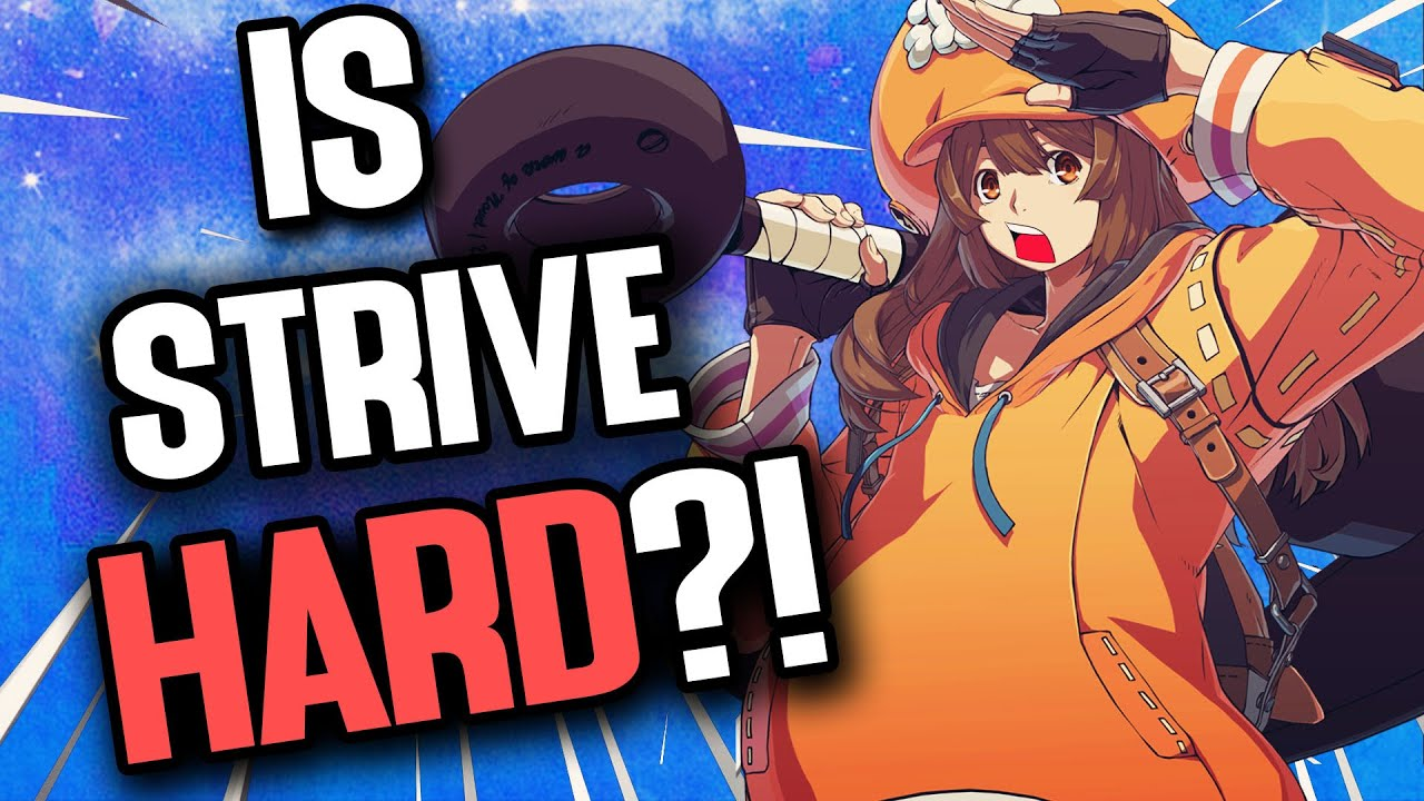 Guilty Gear Strive is the DEEPEST Game!? GG2020 News + Katano INTERVIEW/Update