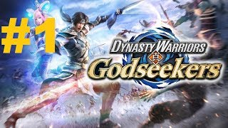 Dynasty Warriors Godseekers  - Walkthrough part 1