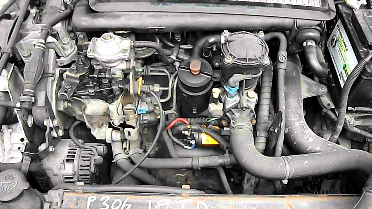 Peugeot Citroen 1 9turbo Diesel Engine French Spares