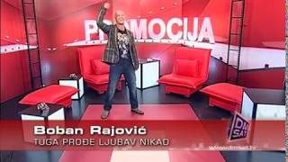 Смотреть клип Boban Rajovic - Tuga Prodje Ljubav Nikad