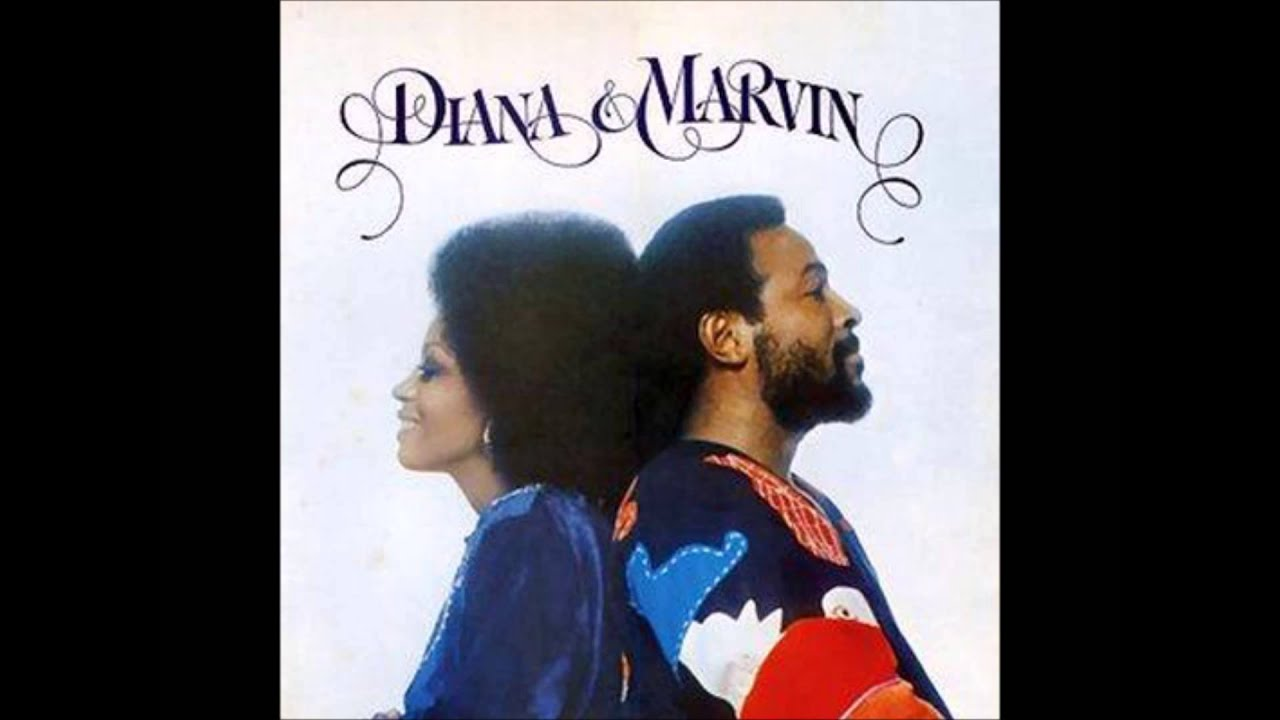 Diana Ross & Marvin Gaye - You're A Special Part Of Me - YouTube
