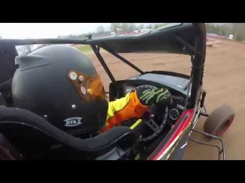 Robby Hocker Wingless 600 Time Trials @ Linda's Speedway