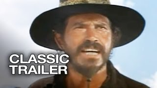 Barquero (1970) Official Trailer #1 - Lee Van Cleef Movie HD