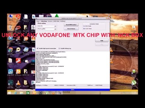 HOW TO UNLOCK VODAFONE TO ALL NETWORK WITH NCK TOOL - YouTube