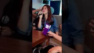 vuclip Loisa Andalio and Yves Flores Singing Together