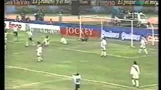 Perú 0 Argentina 0 Eliminatorias para Francia 98 (7/7/1996) Estadio Nacional de Lima