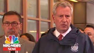 Bill De Blasio: Helicopter Crash 'Not An Act Of Terrorism' | NBC News Now