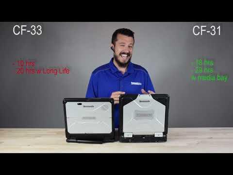 CF 33 & CF 31 Comparison