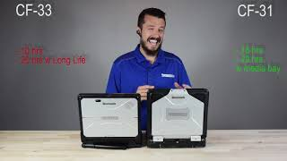 видео Защищенный ноутбук Panasonic Toughbook CF-20 mk2 на 2018 год