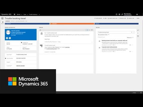 Six reasons to choose Dynamics 365 web portals