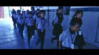 Genius school educational visit (samakhiyali -kutch)