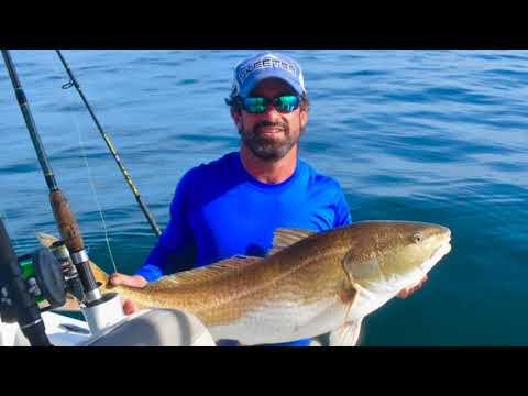 Offshore Fishing Tybee Island Georgia With Dad