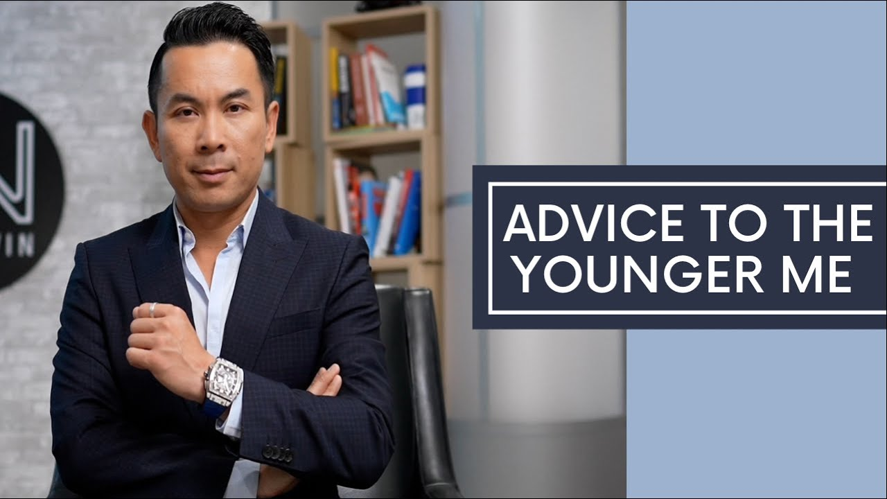 Advice To The Younger Me