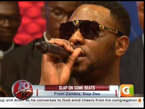 Slap Dee: Music is about being able to vibe to it without understanding anything #10Over10