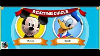 Mickey Mouse Clubhouse Game Lucky You Walktrough - Disney Junior Games