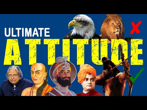 Ultimate Attitude | Motivational Video in Hindi