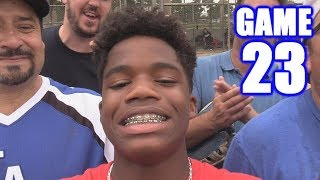 GABE HITS THREE HOME RUNS IN ONE GAME! | On-Season Softball Series | Game 23