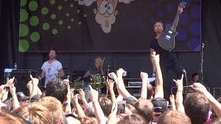 "Anberlin - ""Feel Good Drag"" (Live in San Diego 6-25-14)"