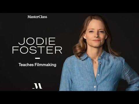 Jodie Foster Teaches Filmmaking | Official Trailer | MasterClass