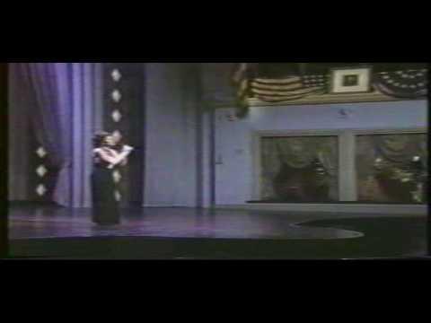 Shania Twain Performs at the 1996 Presidential Gala