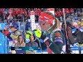 "Biathlon WM - "" Östersund 2019 "" -  Single Mixed Staffel"