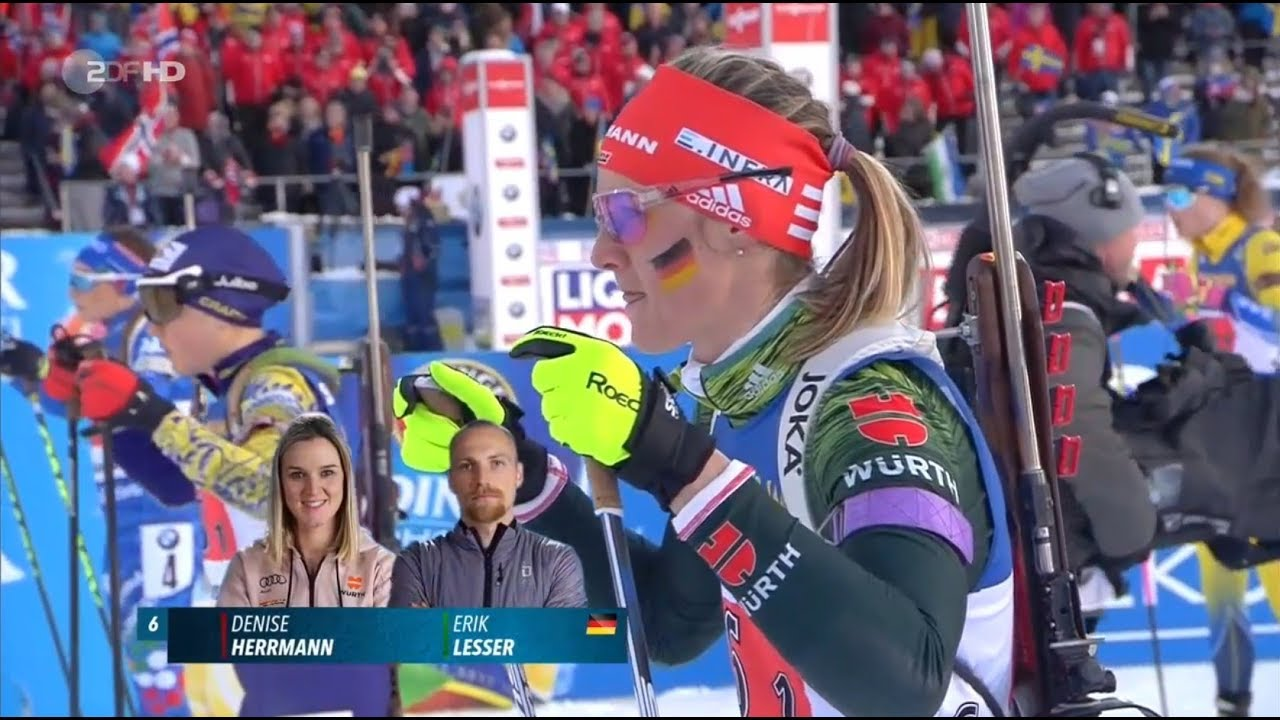 Biathlon Wm Staffel