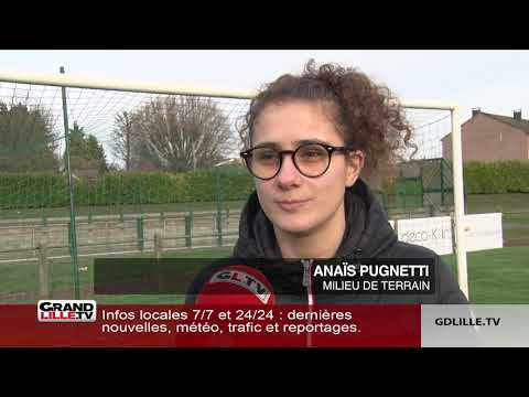 L'ascension du club féminin de football de Bousbecques