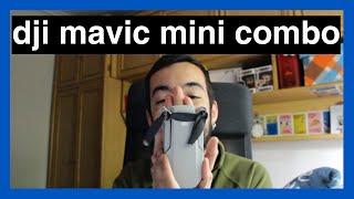 UNBOXING DJI MAVIC MINI COMBO - (¡SUPER DRON BRUTAL!)