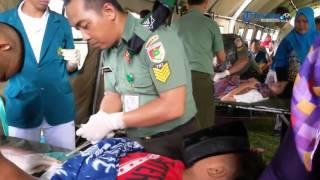 Download Video Kodam VII Wirabuana Sunat 206 Anak di RS Pelamonia MP3 3GP MP4