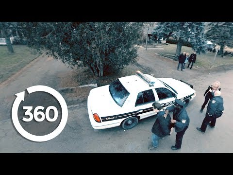 Monkey In the Middle | Fear Thy Neighbor (360 Video)