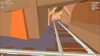 Roblox RoadRunner Canyon [Episode 1] Dem Sparkly Fizzy Stuffs