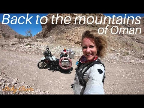 BACK TO THE MOUNTAINS - Royal Enfield Himalayan BS4 (2018) - To Sohar, Oman