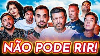 NÃO PODE RIR! com Fernando (Aero Por Trás da Aviação), Lito (Aviões e Músicas) e Vítor Hugo (VHD)