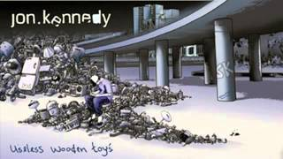 "Jon Kennedy - ""cut Up"" From 'useless Wooden Toys' Lp (2005)"