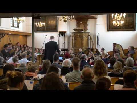 """""""How Deep Is Your Love?""""   Volledige opname   Paas Singin 2018   Hervormde Kerk Wijngaarden"""