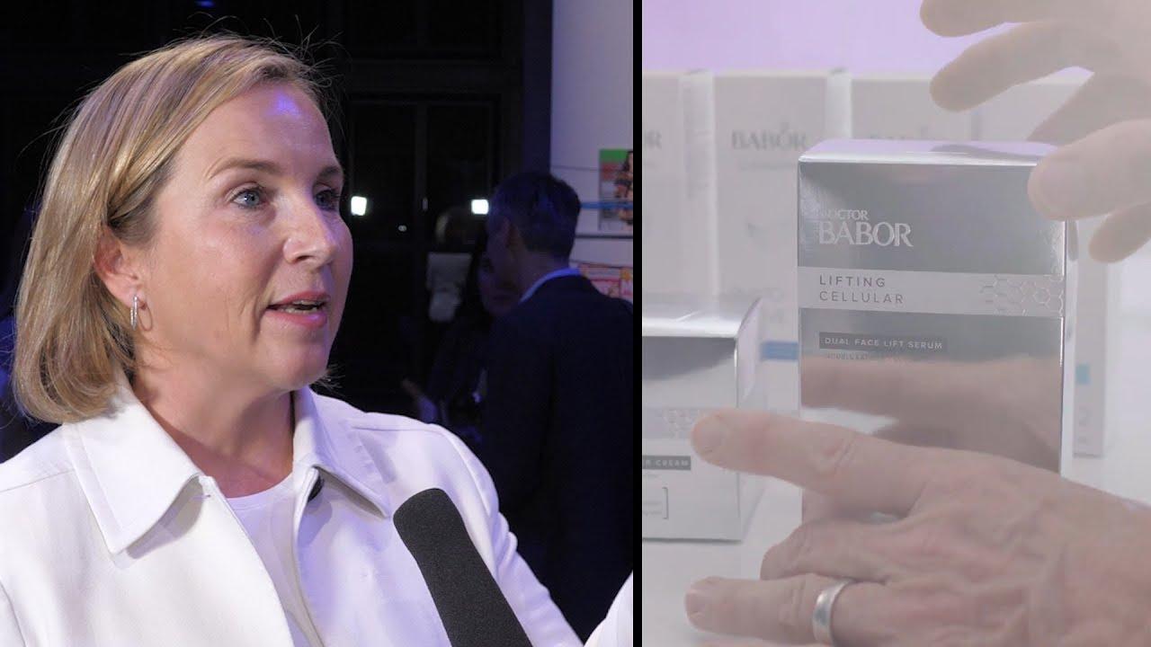 Babor-Managerin Isabel Bonacker begegnet Influencern und Zalando skeptisch