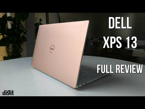 Dell XPS 13 9370 4K (2018) Full Review | Digit.in