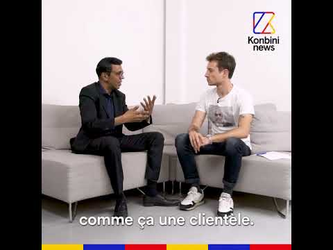Younous Omarjee explique à Hugo Clément comment l'industrie du tabac organise ce marché illégal