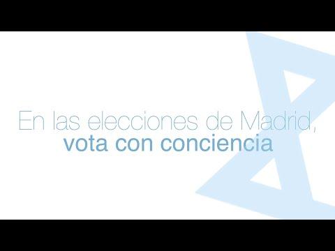 El lobby sionista se moja en las elecciones madrileñas